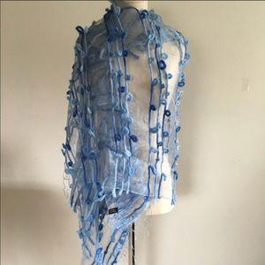 Gorgeous 100% silk wrap